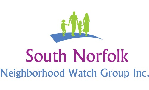 South Norfolk Neighborhood Watch meets at library, last Tuesday of  each month