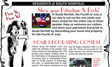 Here's the 4-1-1 on South Norfolk's Fourth